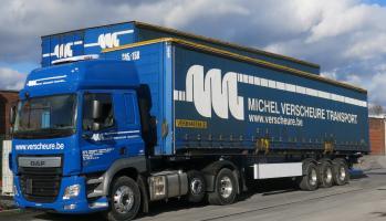 Truck Spain